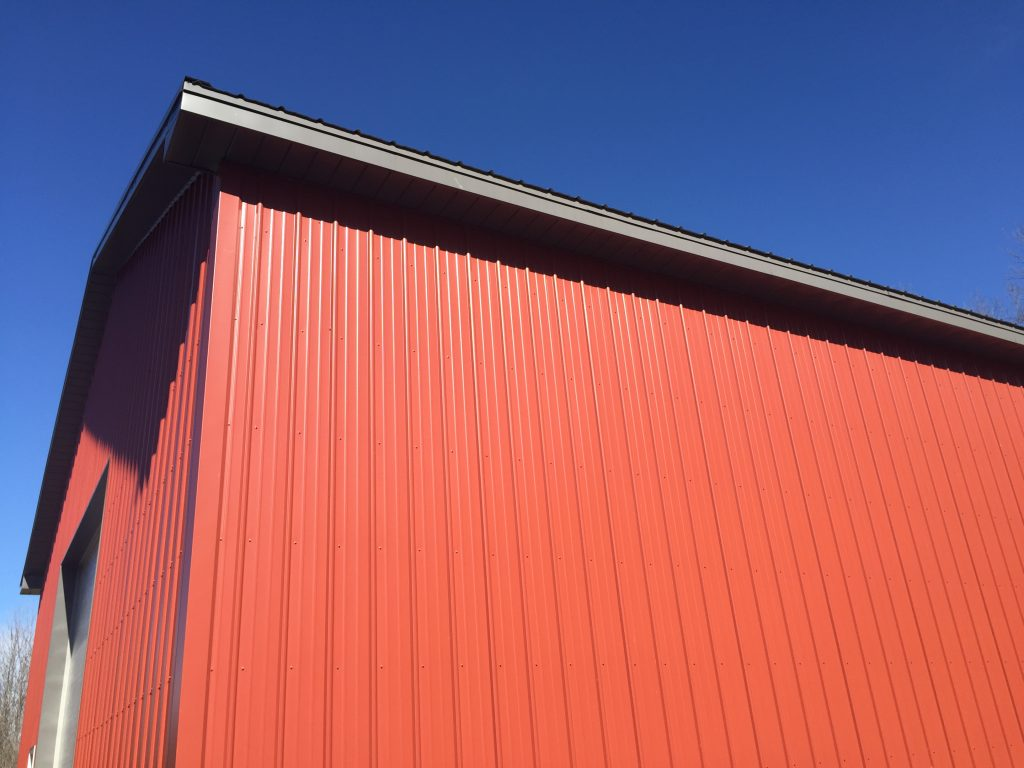 Metal Roof and Wall Trim | American Building Components