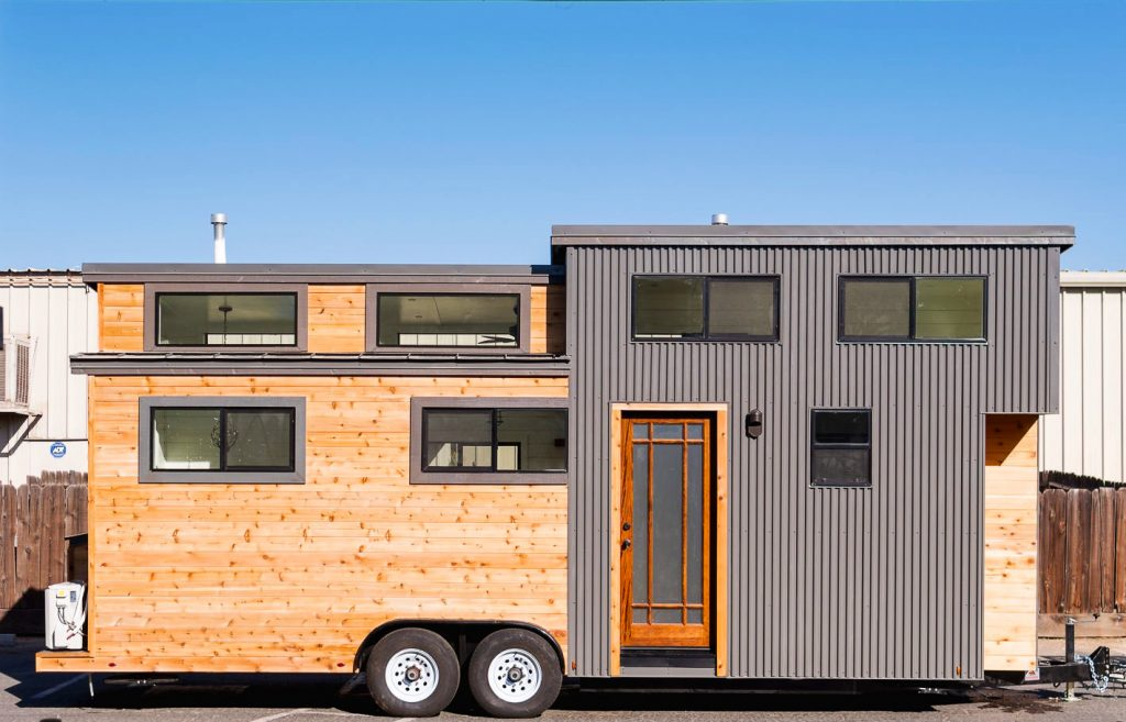 Metal Panels for Tiny Homes