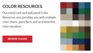 ABC Metal Panel Color Resources