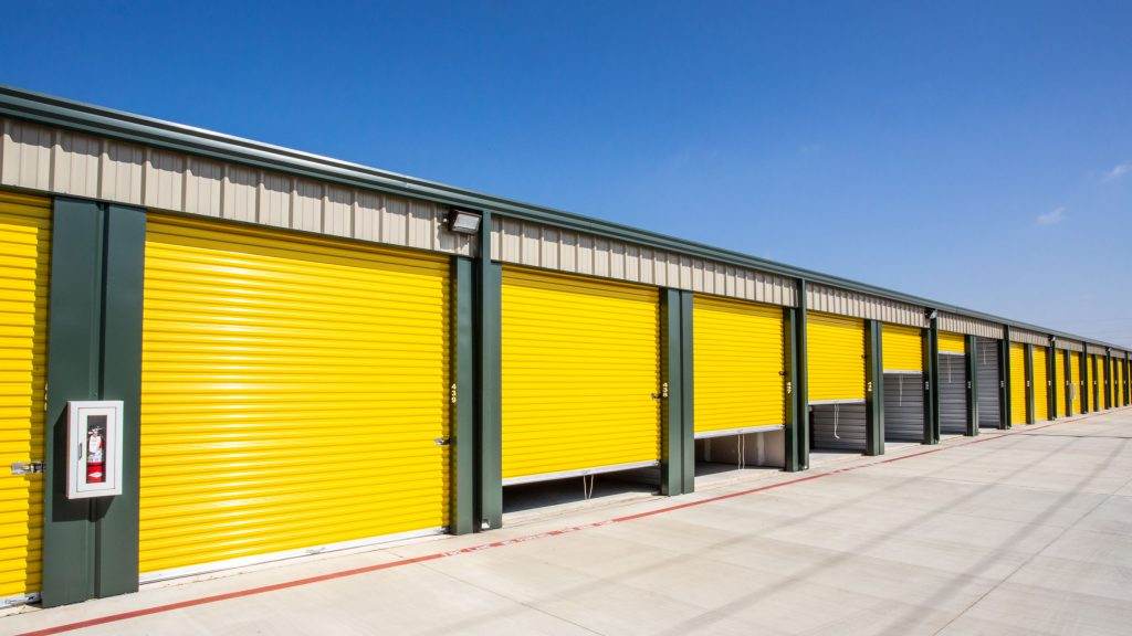 Metal Roofing for Storage