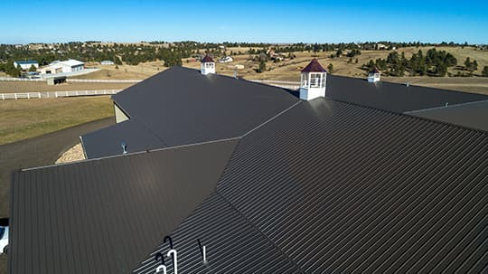 ABC Blog: Proper Ventilation of Metal Roofs and Walls